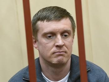Дмитрия Сергеева лишили свободы и ордена.