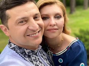 Владимир Зеленский в 2020 г. получил $815 тыс.