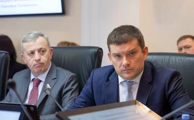 Мухарбий Ульбашев (слева) и Николай Журавлев