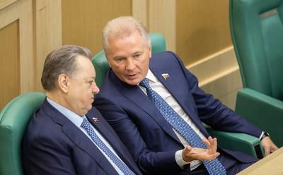 Борис Невзоров (слева) и Валерий Пономарев