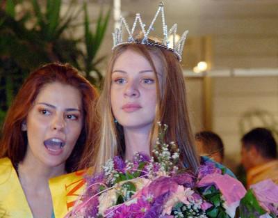 Фатима Хазуева (в центре)
