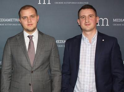 Денис Шумаков и Георгий Ганц раздевали клиентов в финансовом бутике.