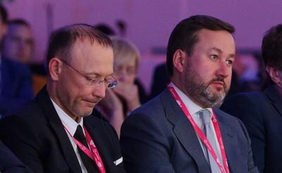 Игорь Алтушкин (слева) и Тимербулат Каримов