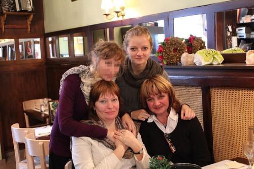 Ирина Штукина (в нижнем ряду слева)