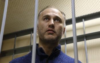 """Марат Оганесян удален с """"Газпром Арены"""" на 5,5 года."""