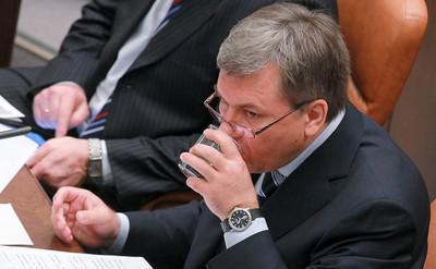 Алкобенефициар Игорь Чуян.
