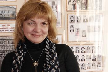 Елена Паткина выводила обнальщикам.