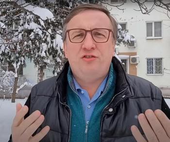Дмитрия Новикова приняли за хулигана.