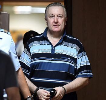 Вячеслава Варчука мягко завели на второй срок.