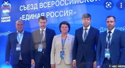 Андрей Колесник (крайний слева), Антон Алиханов (второй слева), Максим Сорокин (крайний справа)