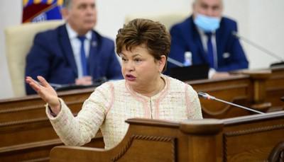 Стелла Штань получила субсидию на 3 года условно.