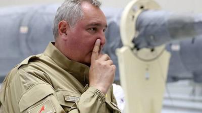 """Алексей Рогозин залетел на 38 этаж """"Триумф Паласа""""."""
