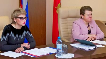 Елена Мазанько (слева) и Светлана Орлова