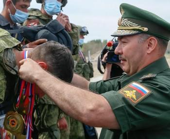 Сапер Руслан Алахвердиев подорвался на даче.