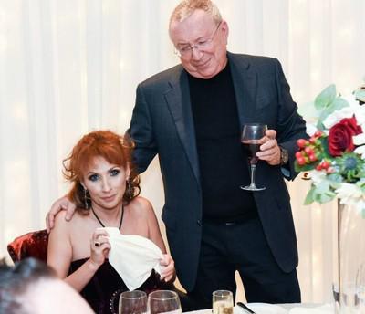Елена и Владимир Гусинские