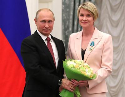 Как Елена Шмелева получила квартиру от Российской Федерации.
