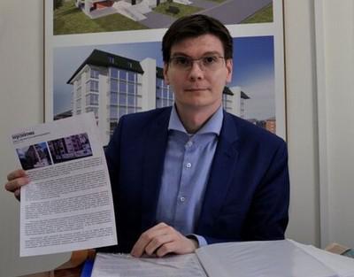 Валерий Чернышов надстроился на 9 лет.