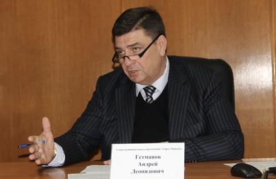 """Андрей Гетманов """"отстрелялся"""" на 2,5 года условно."""