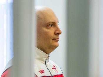 """Андрей Кривошеин сдал """"крышу"""" и получил 4 года условно."""