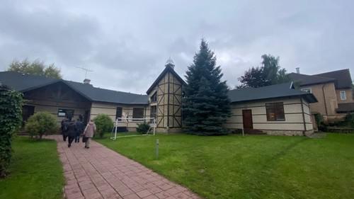 Дом Марины Раковой