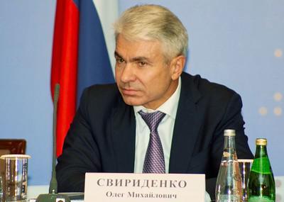 Двойной агент Олег Свириденко.