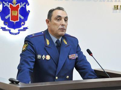 """Генерала Андрея Быкова топят """"Три кита""""."""