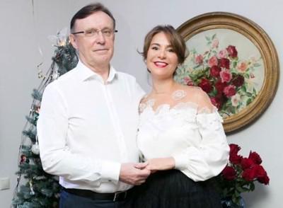 Альфия и Сергей Когогины