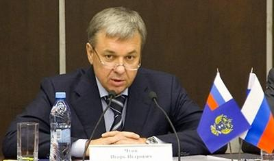 Игорь Чуян стал резидентом Левиным.