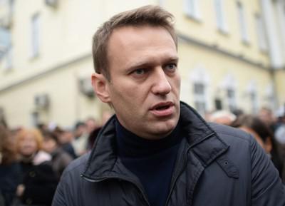 """Навальным отказали в """"заведомо ложном доносе""""."""