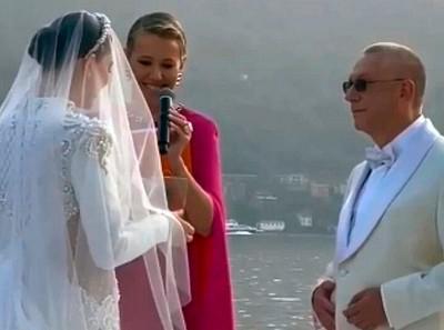 Итальянская свадьба Андрея Вавилова за €800 тыс.